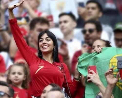 Georgina Rodriguez, la sexy fidanzata di Cristiano Ronaldo 9