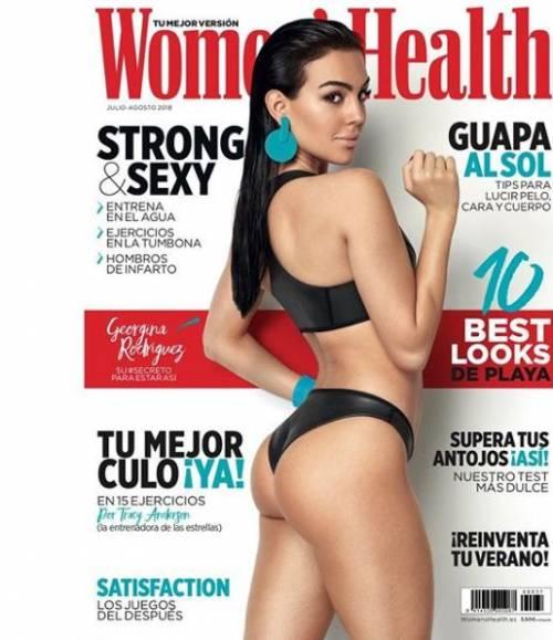 Georgina Rodriguez, la sexy fidanzata di Cristiano Ronaldo 10