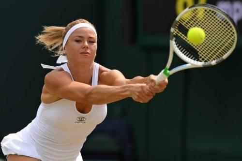 Wimbledon, Camila Giorgi vola ai quarti di finale