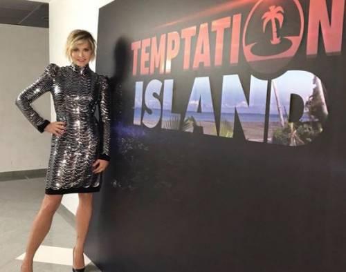 Temptation Island Vip, Simona Ventura al timone della prima edizione