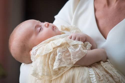 Il battesimo del principino Louis 2