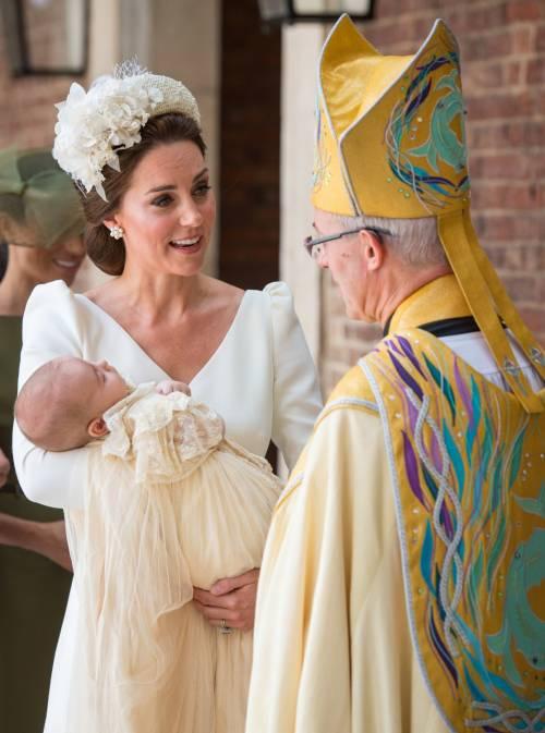 Battesimo Principe Louis, le foto 4