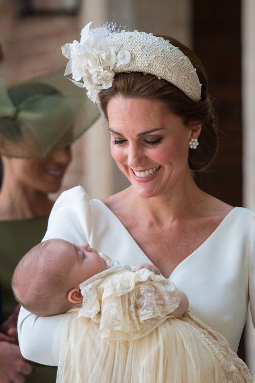 Battesimo Principe Louis, le foto 10