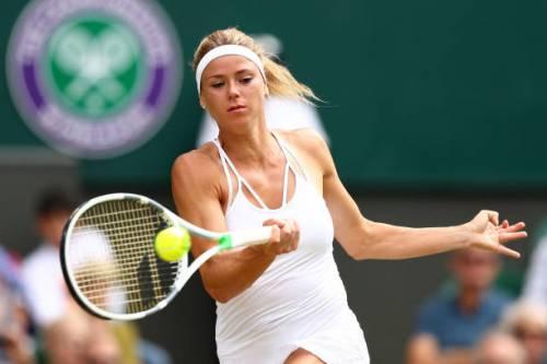 Wimbledon, Camila Giorgi sfiora l'impresa