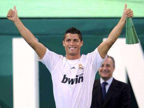 Cristiano Ronaldo, le foto del calciatore 10