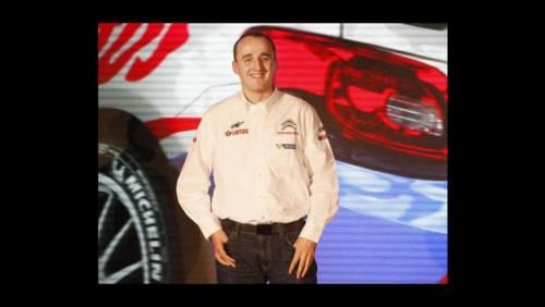 Formula 1: Kubica nel 2012 sarebbe dovuto essere in Ferrari