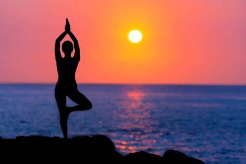 Senza paura con lo yoga