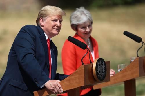 L'offerta Trump: Un maxi accordo