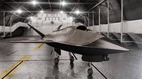 Air Force Usa, droni gregari Valkyrie in volo entro l'anno
