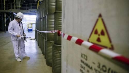 Francia, oltre 1 milione di metri cubi di scorie prodotte dalle centrali nucleari