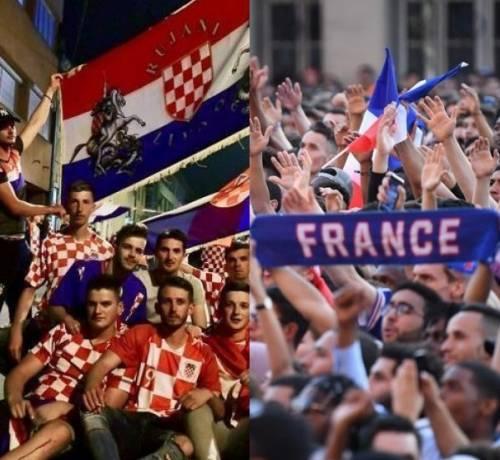 Il multiculturalismo francese contro il nazionalismo croato. Chi vince?