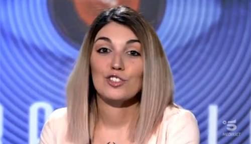 """Gf, Veronica Satti: """"Non sono ancora riuscita a vedere mio papà Bobby Solo"""""""