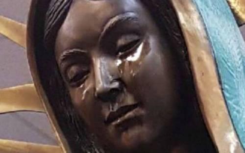 Stati Uniti, indagini su statua mariana che pianse durante la messa