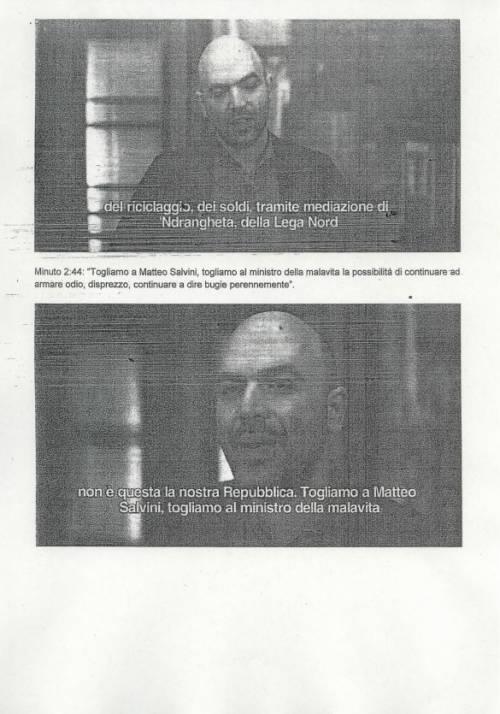 La querela di Salvini a Saviano 9