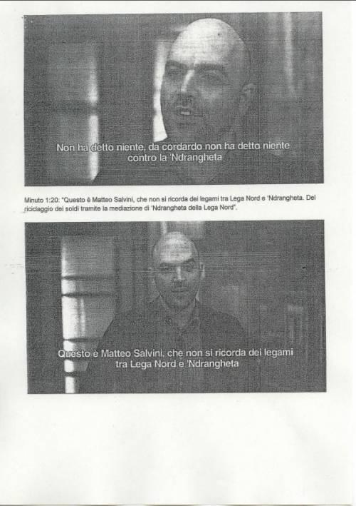 La querela di Salvini a Saviano 10