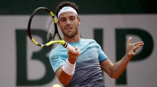 Tennis, Cecchinato batte Pella e vince il torneo di Umago