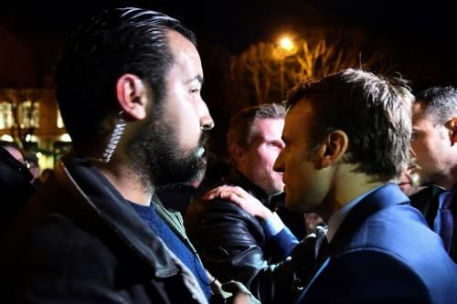 L'incredibile autogol di Macron