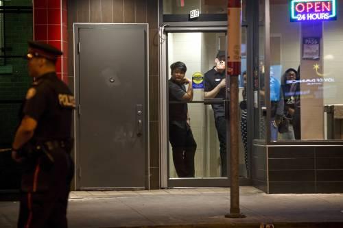 Canada, spari in strada a Toronto 2