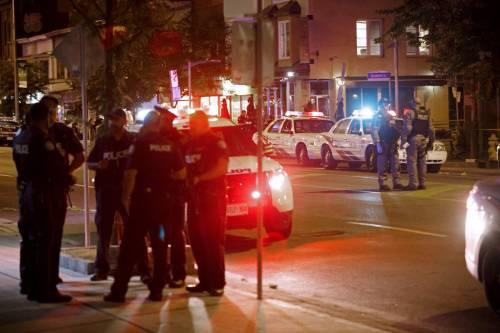 Canada, spari in strada a Toronto 3