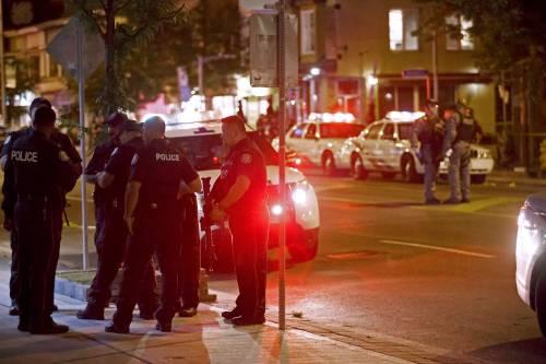 Canada, spari in strada a Toronto 9