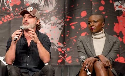 Addio a Rick Grimes. Andrew Lincoln lascia The Walking Dead