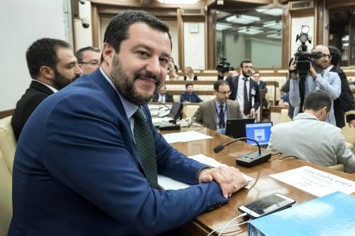 """Salvini: """"Difenderemo il diritto dei bimbi ad avere mamma e papà"""""""