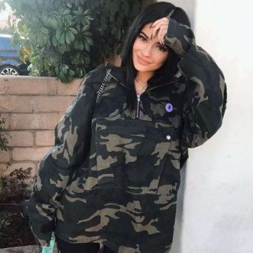 Kylie Jenner, le foto della diva del Web 8