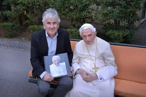 Foto tratta dalla pagina facebook della fondazione Joseph Ratzinger
