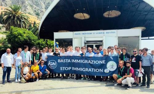 Ventimiglia, Lega e Front National uniti contro l'immigrazione clandestina