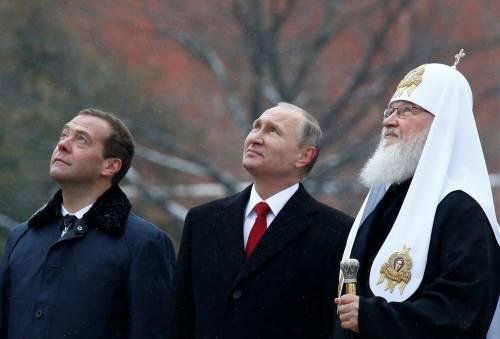 L'Ucraina accusa la Chiesa Ortodossa di eseguire gli ordini di Putin