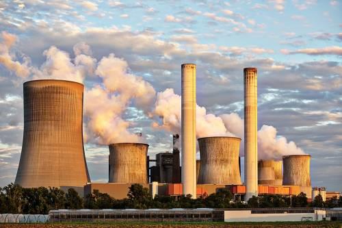 Anidride carbonica nell'aria: nel 2017 è record