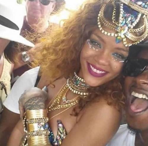 Rihanna, le foto più sexy e sensuali 3