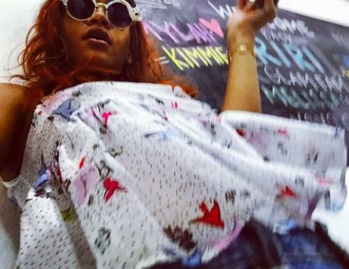 Rihanna, le foto più sexy e sensuali 7