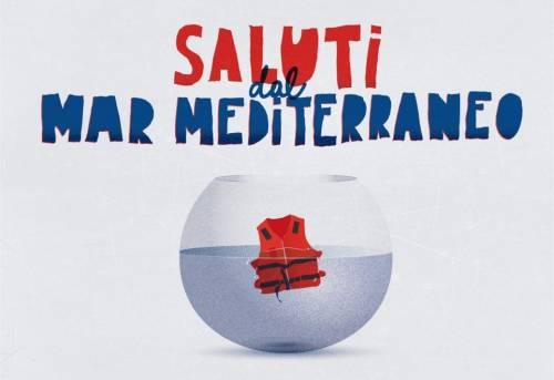 Le cartoline choc contro Salvini 4