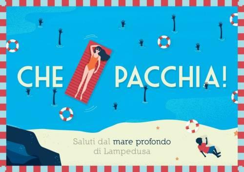Le cartoline choc contro Salvini 12