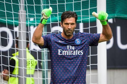 """Psg, Tuchel gela ancora Buffon: """"Titolare contro il Caen? Non lo so"""""""