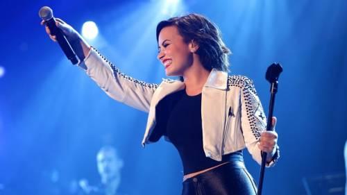 Demi Lovato, primo messaggio dopo il ricovero
