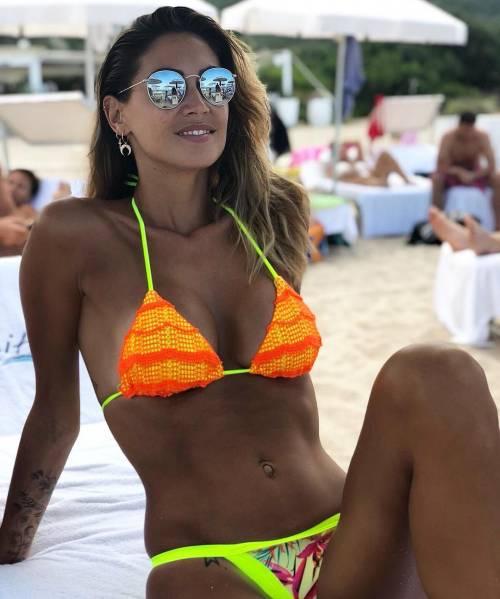 Melissa Satta hot in bikini: la compagna di Boateng fa impazzire i fan su Instagram 4