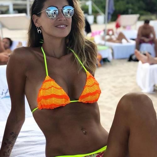 Melissa Satta hot in bikini: la compagna di Boateng fa impazzire i fan su Instagram 5