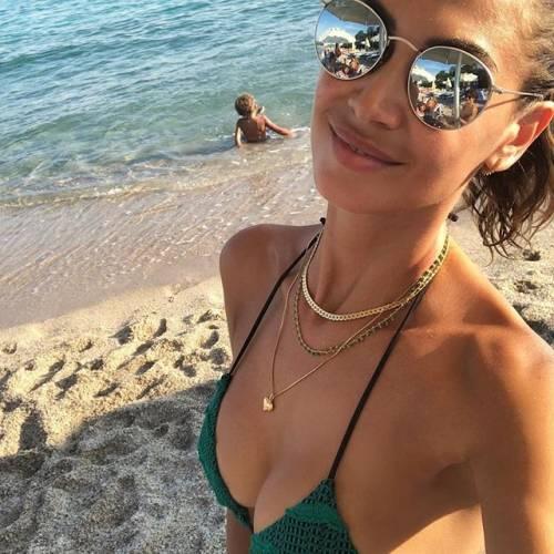 Melissa Satta hot in bikini: la compagna di Boateng fa impazzire i fan su Instagram 7