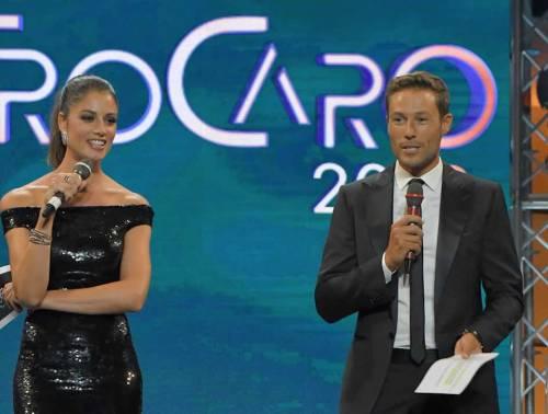 Castrocaro, Massimiliano Ossini e Daniela Ferolla 5