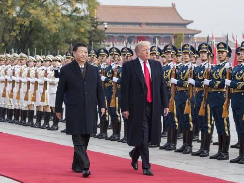 La guerra dell'economia tra la Cina e gli Stati Uniti