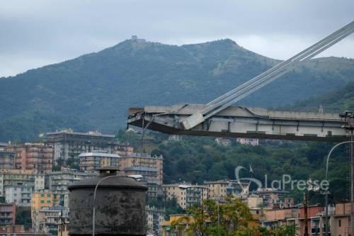 """Ponte Morandi, Di Maio: """"Ricostruisce Fincantieri"""""""