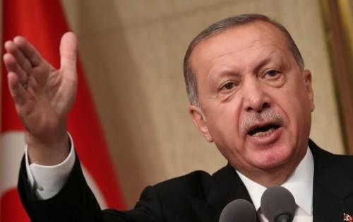 """Erdogan contro Trump: """"Boicotteremo i prodotti elettronici Usa"""""""