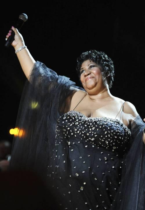 Aretha Franklin, la regina del soul ha vinto un Premio Pulitzer
