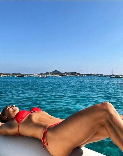 Bikini Vip, le immagini più hot 10