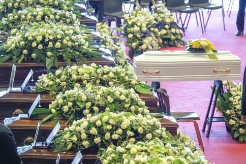 Genova si ferma per i funerali di Stato