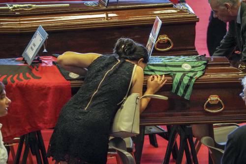 Funerali di Stato a Genova 2
