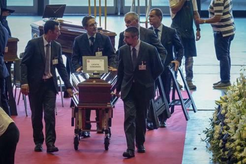 Funerali di Stato a Genova 5
