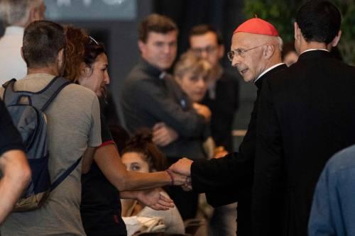 """Il cardinale Bagnasco: """"Genova colpita al cuore"""""""